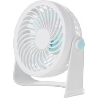 Augienb - Mini USB Desktop Fan Small Portable Fan