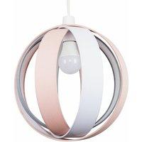 J90 Globe Ceiling Pendant Light Shade + 6W BC B22 LED Globe