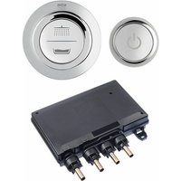 Mira Mode Bath Filler Shower Mixer Valve and Controller HP/Combi