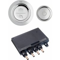 Mira Mode Dual Digital Shower Valve and Controller Chrome HP/Combi