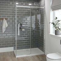Harrison 10mm easy clean shower enclosure 1200 x 800 - Mode