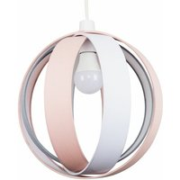 J90 Globe Ceiling Pendant Light Shade - Pink - Pink