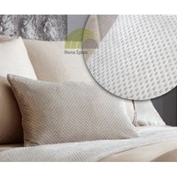 Modern Gold Quilted Throwover With Velvet Metallic Sparkle Panel - BEDMAKER