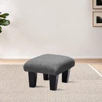 Livingandhome - Modern Pouffe Rest Stool Small Footstool Tuf