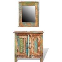 Mokena 2 Piece Bathroom Storage Furniture Set by World Menagerie - Multicolour