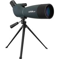 Monocular Telescope 25-75 X 70 HD Waterproof Zoom BAK4 Tracking + Phone Tripod Hasaki