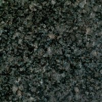 Monsoon Round kitchen dining table Granite, Terrazzo, Marble or Quartz tops - cast iron base Nero Bon Accord - Granite 100cm diameter top