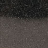 Netfurniture - Monsoon Round kitchen dining table Granite, Terrazzo, Marble or Quartz tops - cast iron base Nero Assoluto - Granite 100cm diameter top
