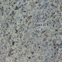 Netfurniture - Monsoon Round kitchen dining table Granite, Terrazzo, Marble or Quartz tops - cast iron base Kashmir White - Granite 65cm diameter top