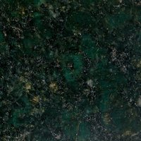 Monsoon Round kitchen dining table Granite, Terrazzo, Marble or Quartz tops - cast iron base Ubatuba - Granite Blue Grey 60cm diameter top