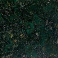 Monsoon Round kitchen dining table Granite, Terrazzo, Marble or Quartz tops - cast iron base Ubatuba - Granite Blue Grey 80cm diameter top