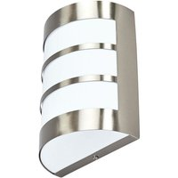 Motion detector outdoor wall lamp Kristian - LAMPENWELT