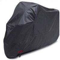 Motorcycle Cover Outdoor Bicycle Bike Cover Waterproof Rustproof Heavy Duty Mountain Road Bike Storage Cover Motorcycle Covers with Lock