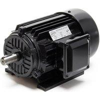 Wiltec - Motore elettrico in rame 3-fase 2 poli 400V 2,2kW versione B3 con 2830 giri/min e protezione IP44