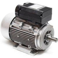 Wiltec - Motore elettrico monfase 2-poli 230V 1,5 kW (2CV) con condensatore di avviamento 2850 giri/min