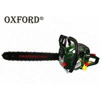 Motosega a Scoppio 58 CC con Lama da 50 cm Per Giardinaggio - Oxford