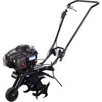 Eurosystems - Motozappa GARDENITALIA mod. TH 90 B- motore a scoppio a benzina B&S - Made in Italy