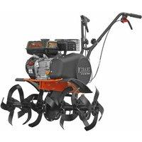 Motozappa Kibani a benzina - 196cc - larghezza 85cm - 6,5 HP - motore Loncin -kibani