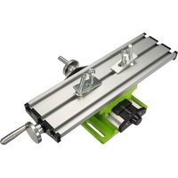 Multifunctional Milling Bench Forest Vise Fitting Mount Worktable Hasaki