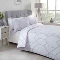 Network Duvet Cover Bed Set, Multi, Single