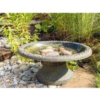 New Design Coniston Bird Bath (Twist Fit Stem) - WILDLIFE