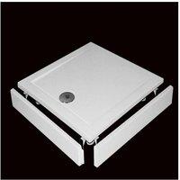New 760x760mm Riser Kit Plinth Big Feet for Square Shower Enclosure Tray