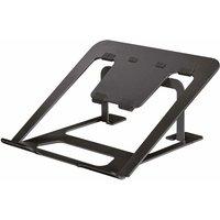 Foldable Laptop Stand 10-17 Black - Black - Newstar