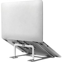 NewStar Foldable Laptop Stand 10-17 Silver - Silver