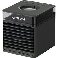 Asupermall - NEXFAN Air Cooler Portable 3 Wind Speed Aromatically Air Purification Air Conditioner Home Office USB Mini Desktop Air Condition Fan