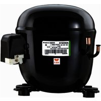 Reporshop - Nt2212Gk Embraco Compressor R404A R507A R452A 1 1/4 220V Low Temperature 27.80 Cm3