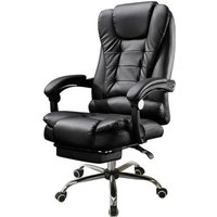 Office Chair Gaming Chair Racing Swivel Seat Black