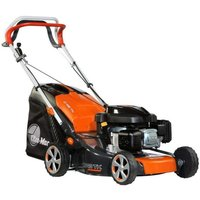 G48-TK Comfort Plus Self-Propelled 18 460mm 46cm 140cc Petrol Lawn Mower - Oleomac