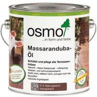 014 Massaranduba Öl Naturgetönt 750ml - Osmo