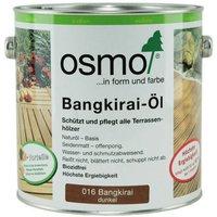 016 Bangkirai Öl Dunkel 750ml - Osmo