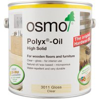 Osmo Polyx-Oil Clear Gloss (3011) - 2.5L