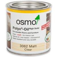 Osmo Polyx-Oil Clear Matt (3062) 0.75L
