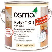 Polyx-Oil Clear Matt (3062) 2.5L - Osmo
