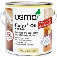 Osmo Polyx-Oil Clear Satin (3032) 2.5L