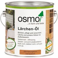009 Lärchen Öl Naturgetönt 2,5 Ltr - Osmo