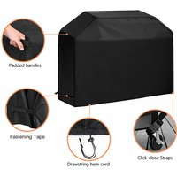 Outdoor BBQ Cover Rain Snow Protect Barbecue Garden Grill Gas Covers,XL - LIVINGANDHOME