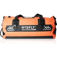 Hydfly - Outdoor Camping 48/66L Large Capacity Bag Motorbike Bicycle Rear Seat Bag Water-Resistant Carrier Pouch,model:Orange 66L