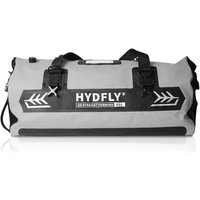 Hydfly - Outdoor Camping 48/66L Large Capacity Bag Motorbike Bicycle Rear Seat Bag Water-Resistant Carrier Pouch,model:Grey 66L