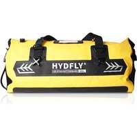 Hydfly - Outdoor Camping 48/66L Large Capacity Bag Motorbike Bicycle Rear Seat Bag Water-Resistant Carrier Pouch,model:Yellow 66L