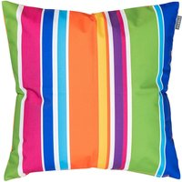 Bean Bag Bazaar - Outdoor Cushion - 43cm x 43cm - Ready Fibre Filled, Water Resistant - Decorative Scatter Cushions for Garden Chair, Bench, or Sofa