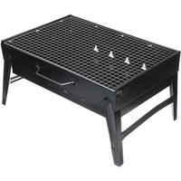Outdoor Foldable Charcoal Grill Portable BBQ - AUGIENB