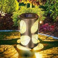 Bearsu - Outdoor Landscape Garden Solar Lantern, Creative