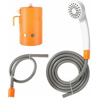 Betterlifegb - Outdoor shower, electric shower, camping and rural swimming, USB loading, pumping, car wash, dorm artifact