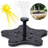 Thsinde - Outdoor Solar Fountain with Solar Panel