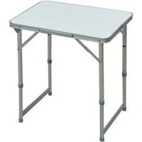 Outsunny 0.6M Garden Outdoor Camping Folding Picnic Table w/Aluminium Frames