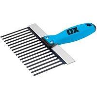 OX P051625 Pro Dry Wall Scarifier 250mm / 10